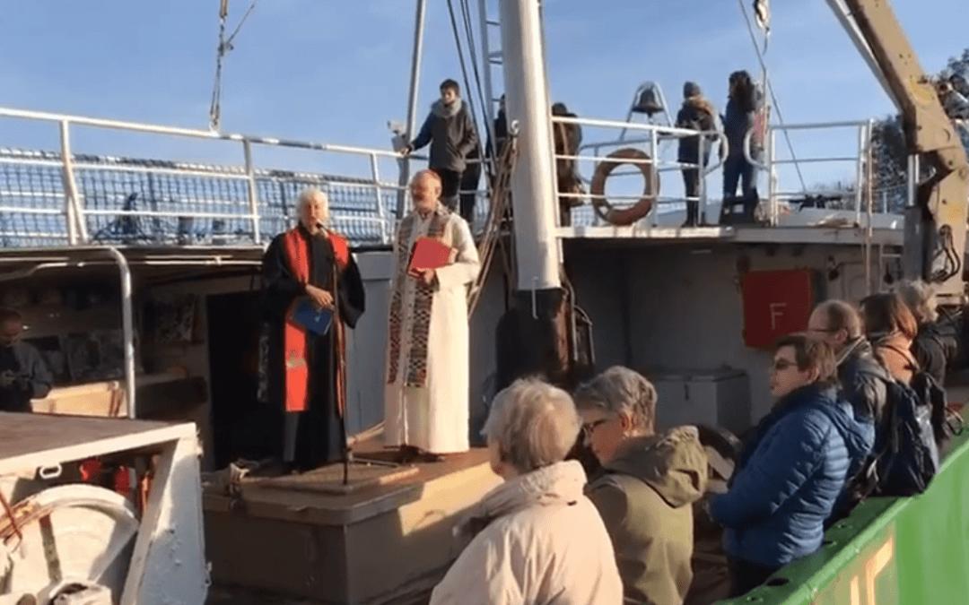 Bischof Wüstenberg: Die Sea-Eye und die Apostelgeschichte